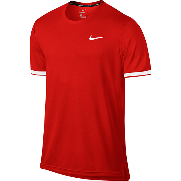 Nike Court Team S/S Top (M)
