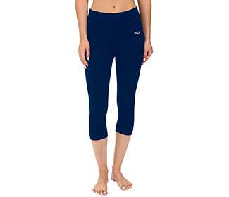 Fila High Seamless Capri (W)