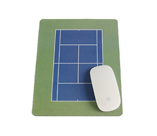 Tennis Court Mouse Pad
