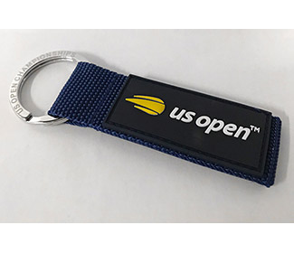 US Open 2018 Silicone Key Fob (Royal)